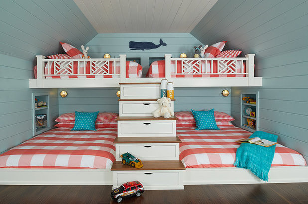 Beach Style Kids by Bayberry Cottage