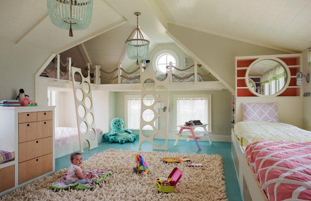 10 astuces pour am nager une chambre d 39 enfants comme un. Black Bedroom Furniture Sets. Home Design Ideas