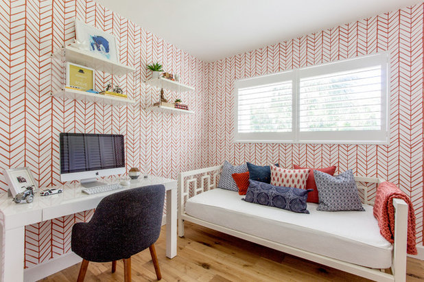 40 Ways To Decorate Your Walls When Painting Is Not An Option Extraordinary How To Paint Your Bedroom Creative Property