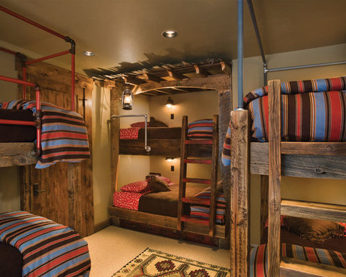 Floating Bunk Bed Design Ideas & Remodel Pictures Houzz