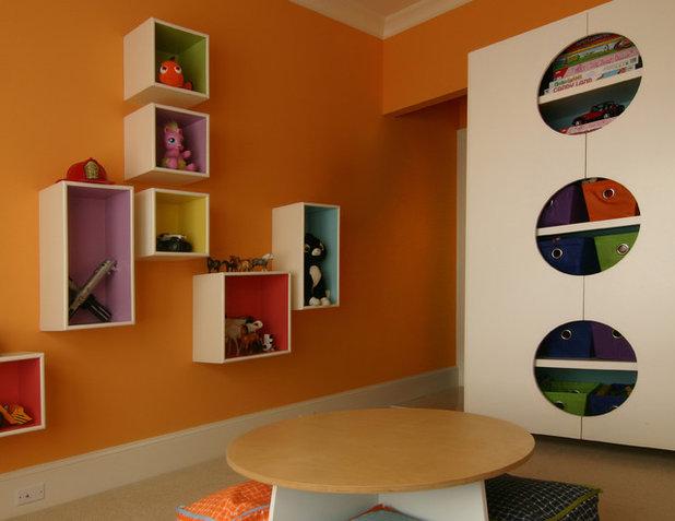 Contemporáneo Dormitorio infantil by Allen Patterson Residential