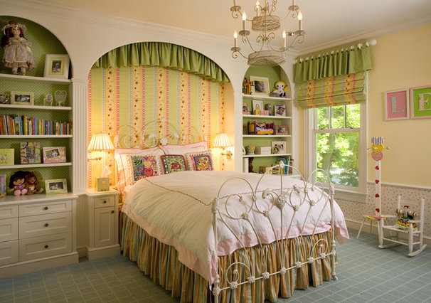 Traditional Kids by Lauren Ostrow Interior Design, Inc