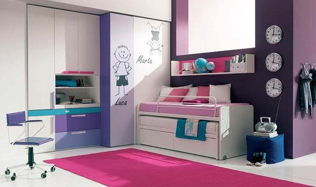 Modern Kids Bedroom Design | Modernminimalis.com