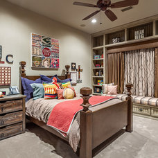 rustic kids Bedroom