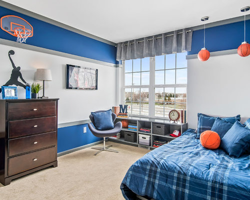 Chicago kids 39 room design ideas remodels photos for Rooms for kids chicago