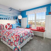 Girls' Bedroom Ideas