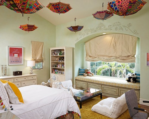 shabby chic teen girls bedroom houzz. Black Bedroom Furniture Sets. Home Design Ideas