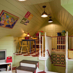 traditional kids by Cynthia Marks - Interiors