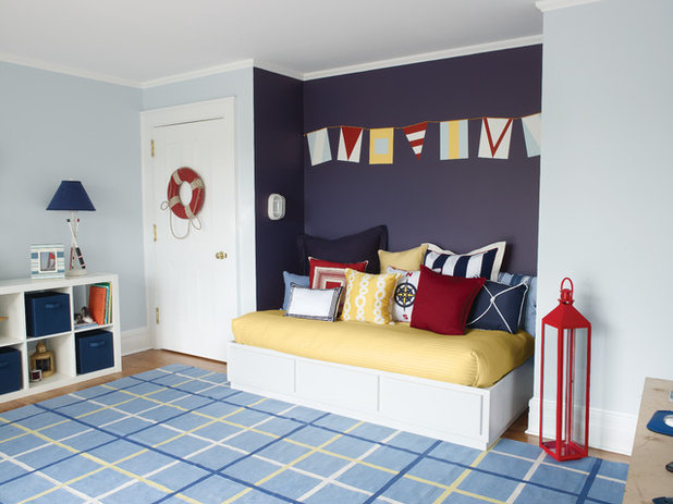 painting a room two colorsWhy You Should Paint Your Walls More Than One Color