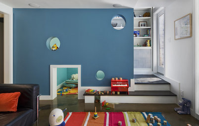 Kid Spaces: Making Room for the Brood