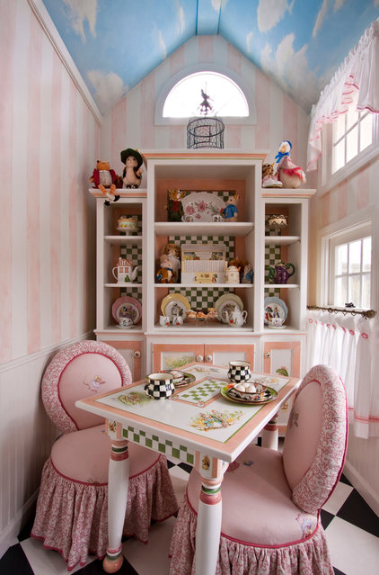 traditional kids by Lobalzo Design Associates, Ltd