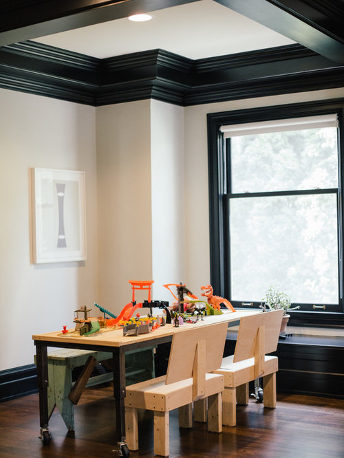Black Trim Houzz