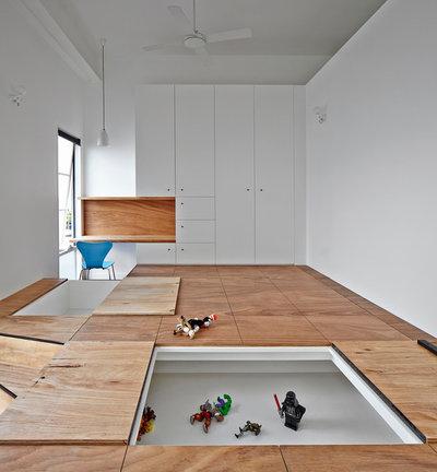 Contemporary Barnrum by Austin Maynard Architects