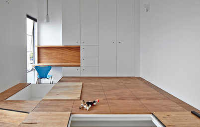 Minimalist Storage Solutions to Hide 8 Naughty Clutter Secrets