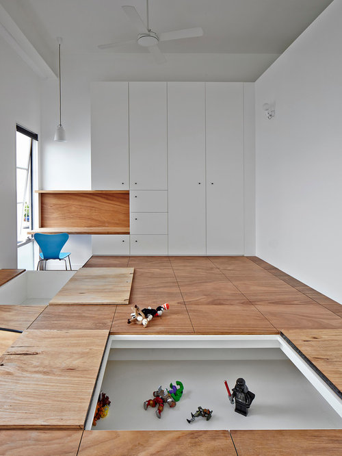 Underfloor Storage | Houzz
