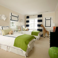Contemporary Kids by Liz Carroll Interiors