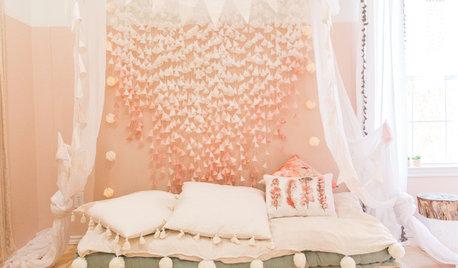 Ein magisches Mädchenzimmer für Zwei