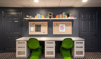 Bold and Creative Kid's Play Room