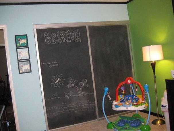 Contemporary Kids Bold Graphic Nursery