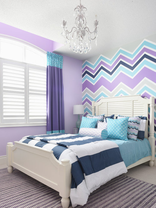 Best zig zag wall home design design ideas remodel for Zig zag bedroom ideas