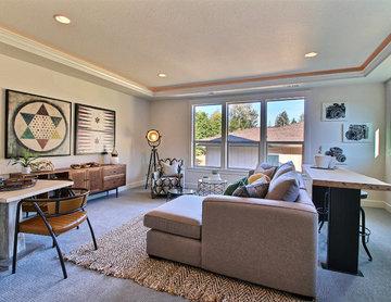 Bonus Rec. Room - The Overbrook - Cascade Craftsman Family Home