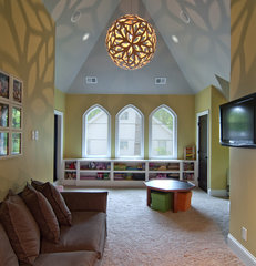 eclectic kids by Plattner Custom Builders, LLC