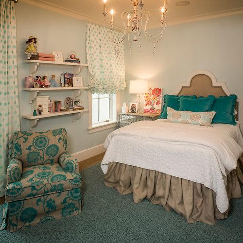 Foto e idee per camerette per bambini e neonati for Moquette chic