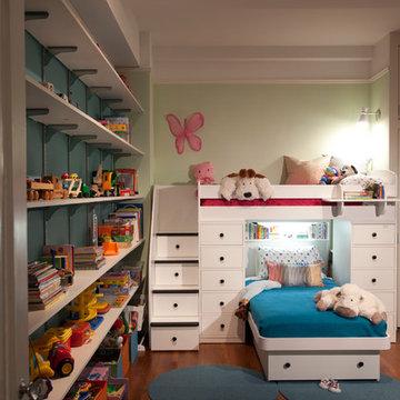 Boy/Girl Sibling Bedroom