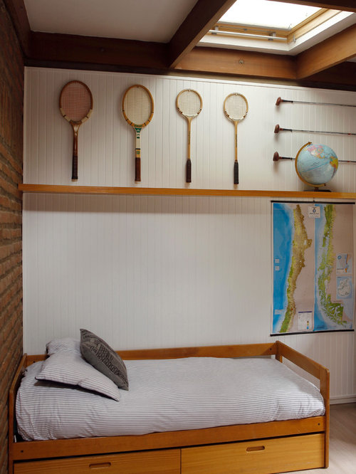 Golf bedroom home design ideas pictures remodel and decor Golf decor for home