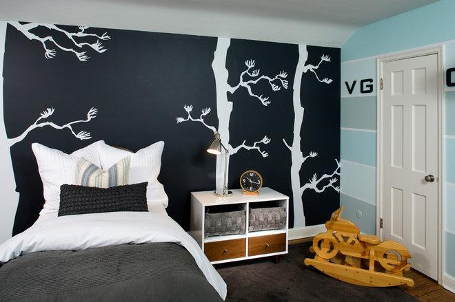 Contemporary Kids by INVIEW Interior Design