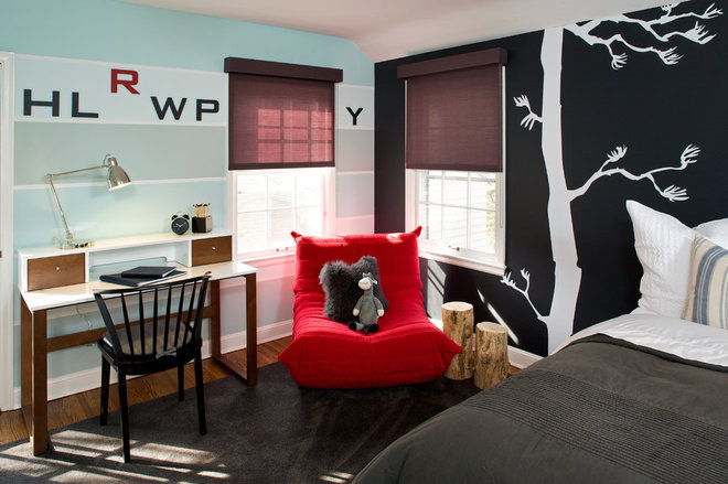 Contemporary Kids by INVIEW Interior Design