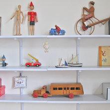 Ecléctico Dormitorio infantil Boy's Room