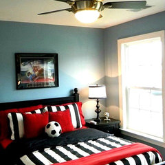 contemporary kids by Seaside Interiors LLC