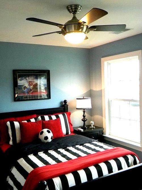 Best Boys Soccer Room Design Ideas Amp Remodel Pictures Houzz