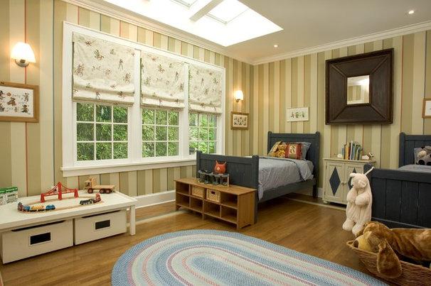 Traditional Kids by Dennison and Dampier Interior Design