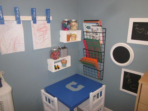 トラディショナル 子供部屋 Boys' bedroom