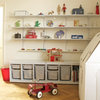 The Family Home: Toy Storage That