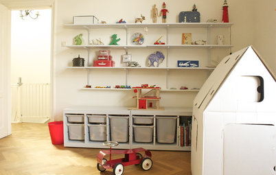 The Family Home: Toy Storage That's Child's Play