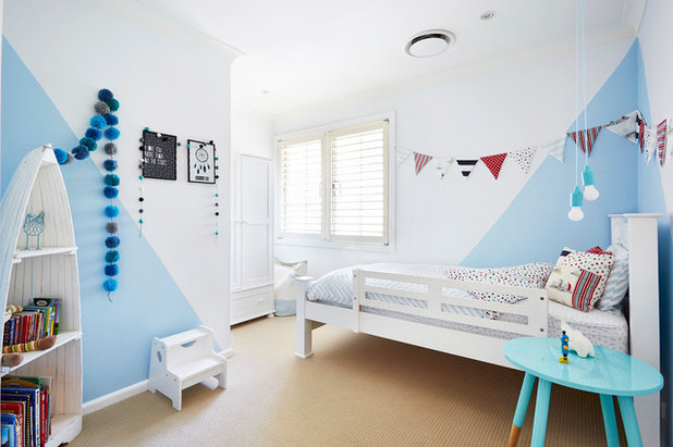 Skandinavisch Kinderzimmer By Lily Rose Interiors