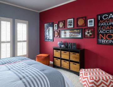 Boys Rooms - Dallas, TX
