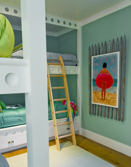 Beach Style Kids by Viscusi Elson Interior Design - Gina Viscusi Elson