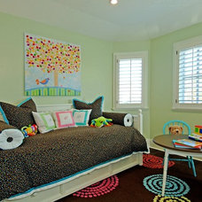 Traditional Kids by Jill Wolff Interior Design