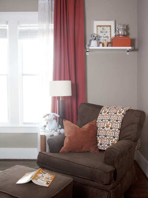 Sw 7038 houzz for Elegant taupe paint