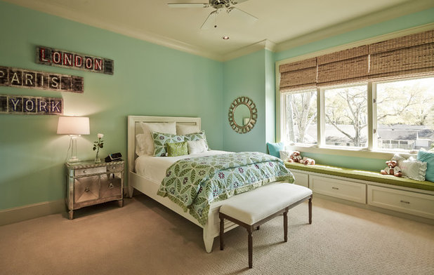 traditional kids by thompson custom homes - Pictures Of Bedroom Painting Ideas