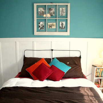 Bright And Fun Western Room