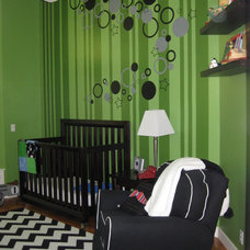 Contemporary Kids by Allison Harper Design and Staging