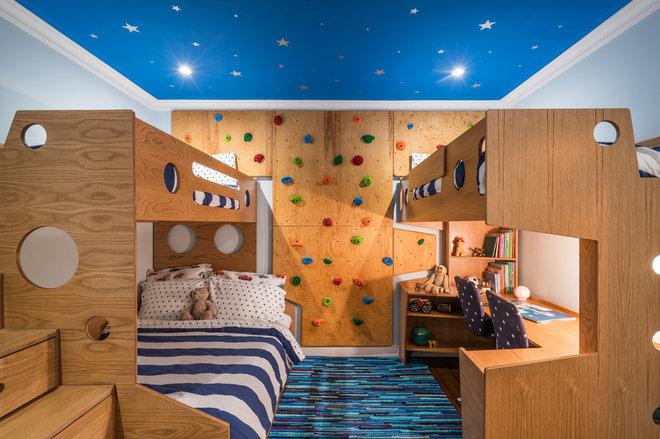 Contemporary Kids by Wills Design Associates