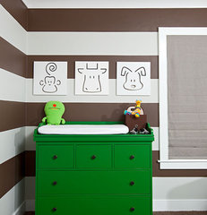contemporary kids by Melanie Morris Design