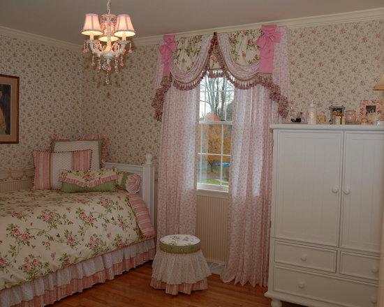 Houzz Bedrooms For Girls: Little Girl Room