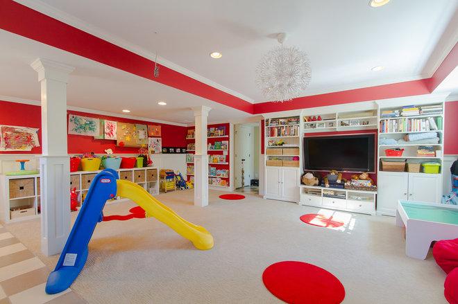 Modern Kids by Abbey Construction Company, Inc.